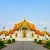 Wat Benchamabophit temple of bangkok thailand